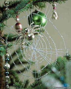 Cobweb Christmas